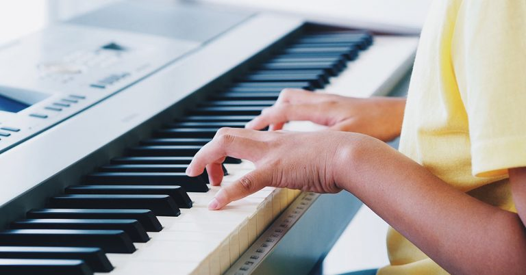 The Beginner's Guide to Learning Piano