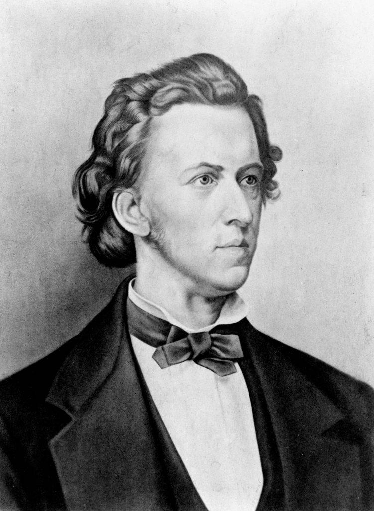 Frederic Chopin (1810-1849)