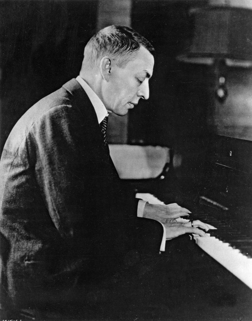Sergei Rachmaninoff (1873-1943)