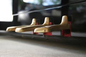 Damper Pedal or Sustain Pedal