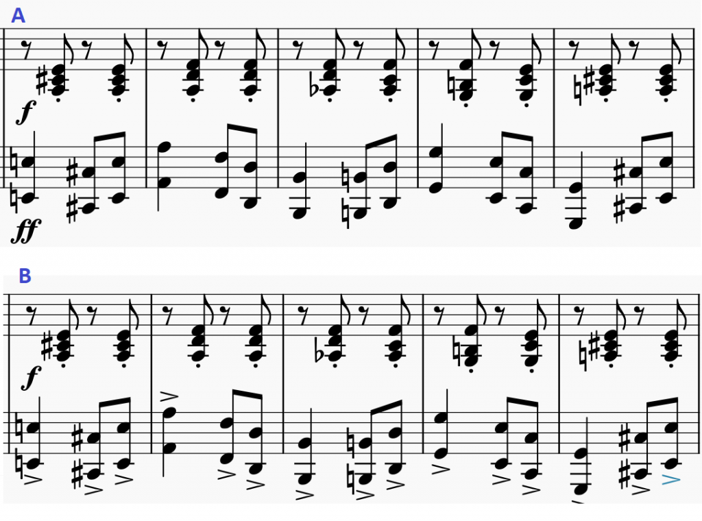 Notation is a Barrier to Entry